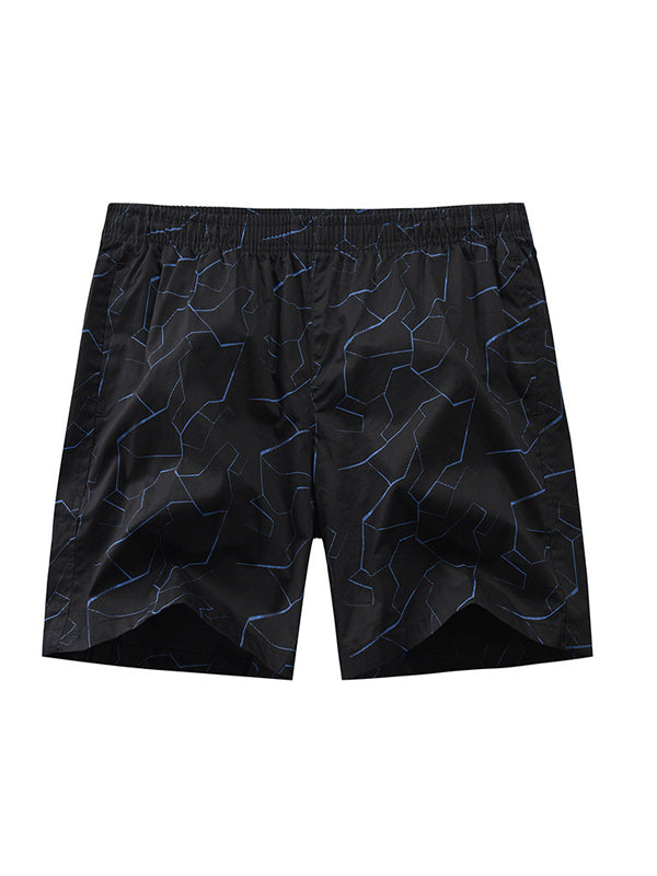 Quick-Drying Breathable Summer Holiday Swimming Trunks
