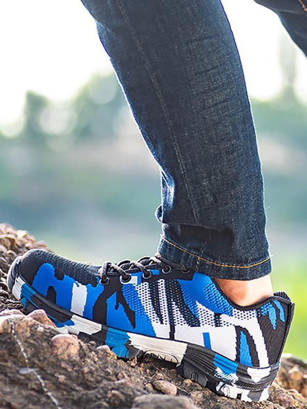 Camouflage Casual Outdoor Athletic Shoes