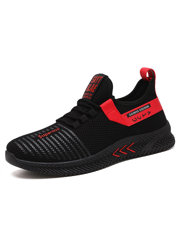 Men Breathable Sports  Shoes