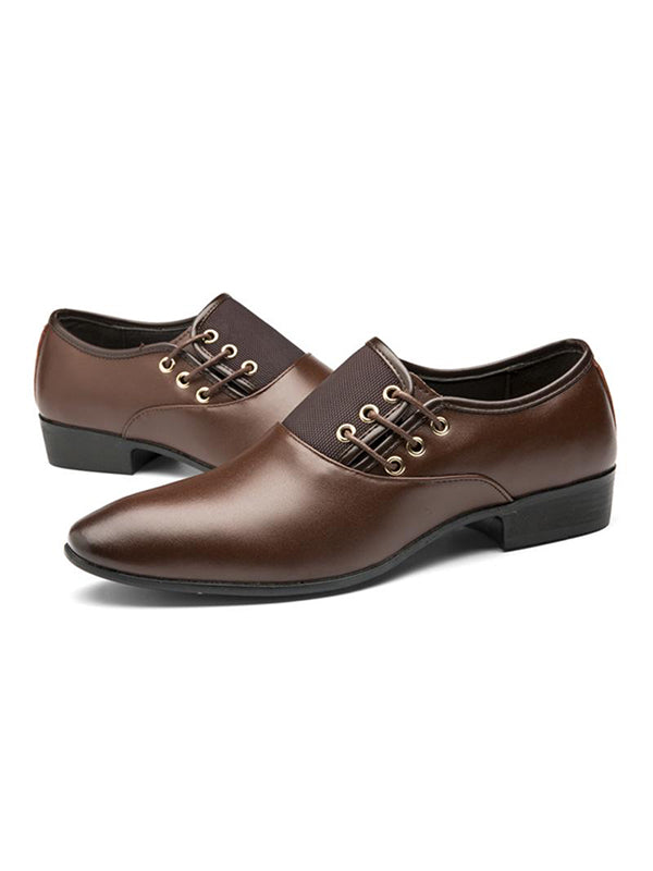 Men Low Cut Upper Shoes