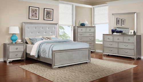 Pandora 8Pc Bedroom Series