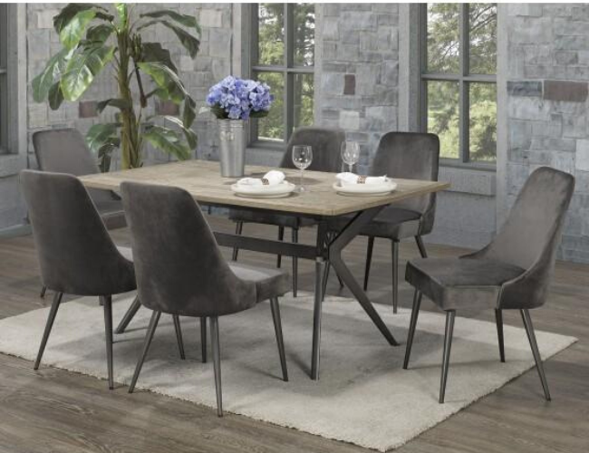 Celine 7-Piece Dining Set