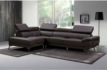 Load image into Gallery viewer, Martin Real Leather Modern Sectional