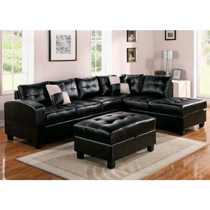 Ricky Sectional Sofa with Ottoman