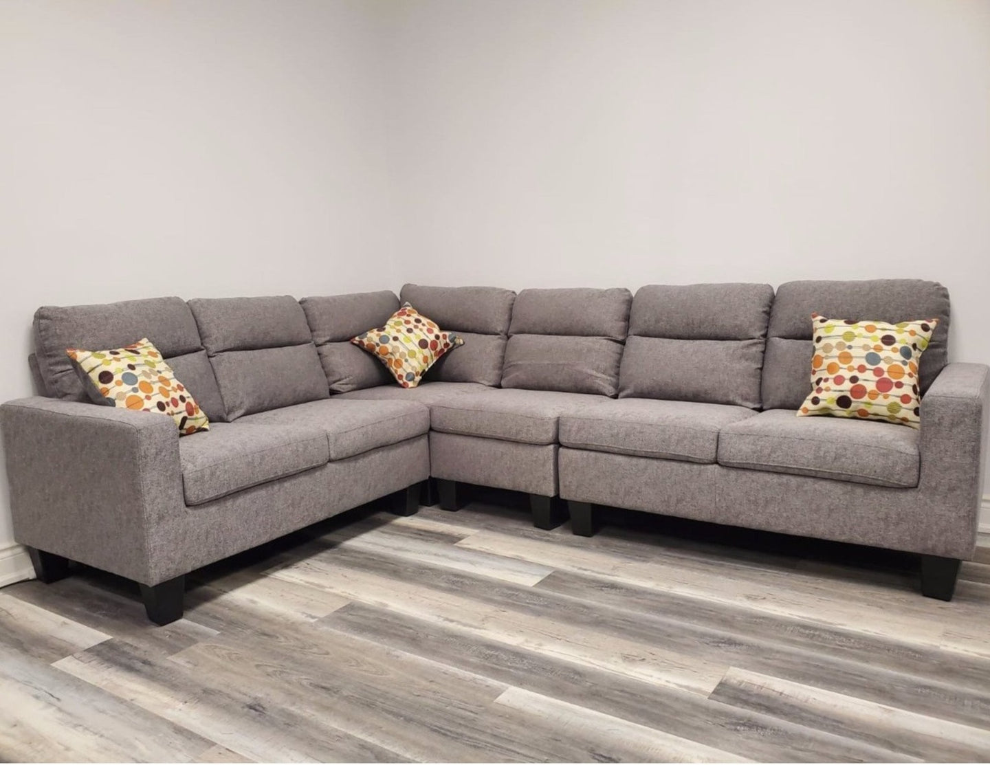 Angela Sectional Sofa