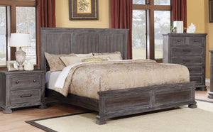 Merlin Bed, King/Queen