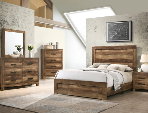 Caliban 8-Piece Bedroom Set