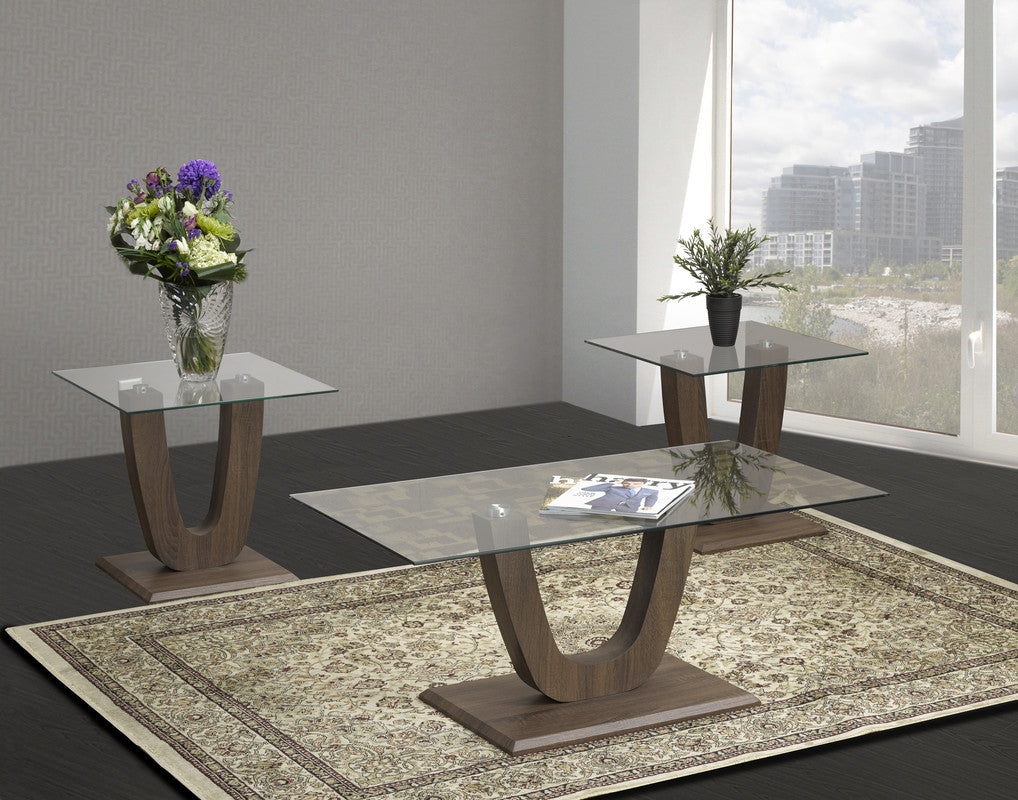 Nova Coffee Table And End Table