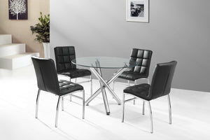 Weston Dining Set(Table W/4 Chair)