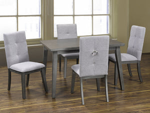 Sandra Dining Series(Table w/ 4 chairs)