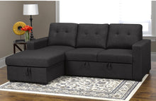 Load image into Gallery viewer, Boris Sectional Pullout Sofabed