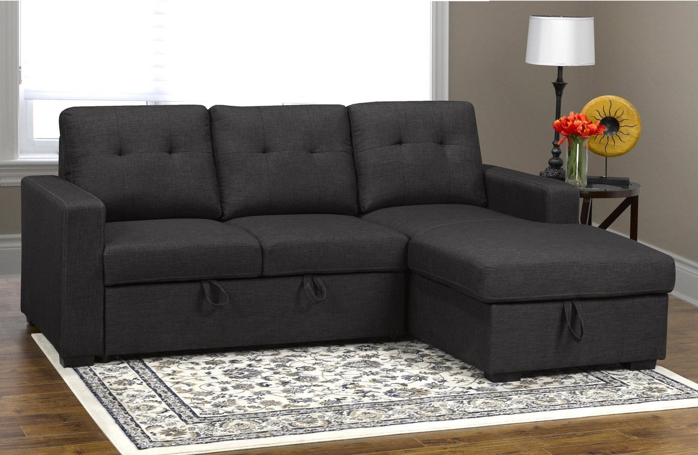 Boris Sectional Pullout Sofabed
