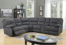 Load image into Gallery viewer, Maryland Sectional power motion recliner series
