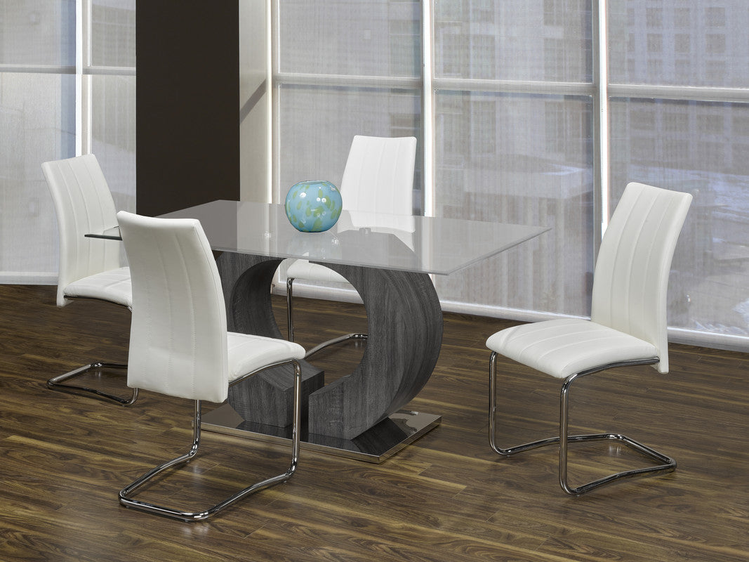 Napa Dining Set(Table W/4 Chairs)