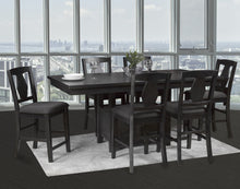 Load image into Gallery viewer, Violet Dining Set(Table W/6 Chairs)