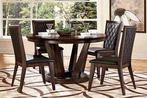 Clair Dining Series(Table w/ 4 chairs)