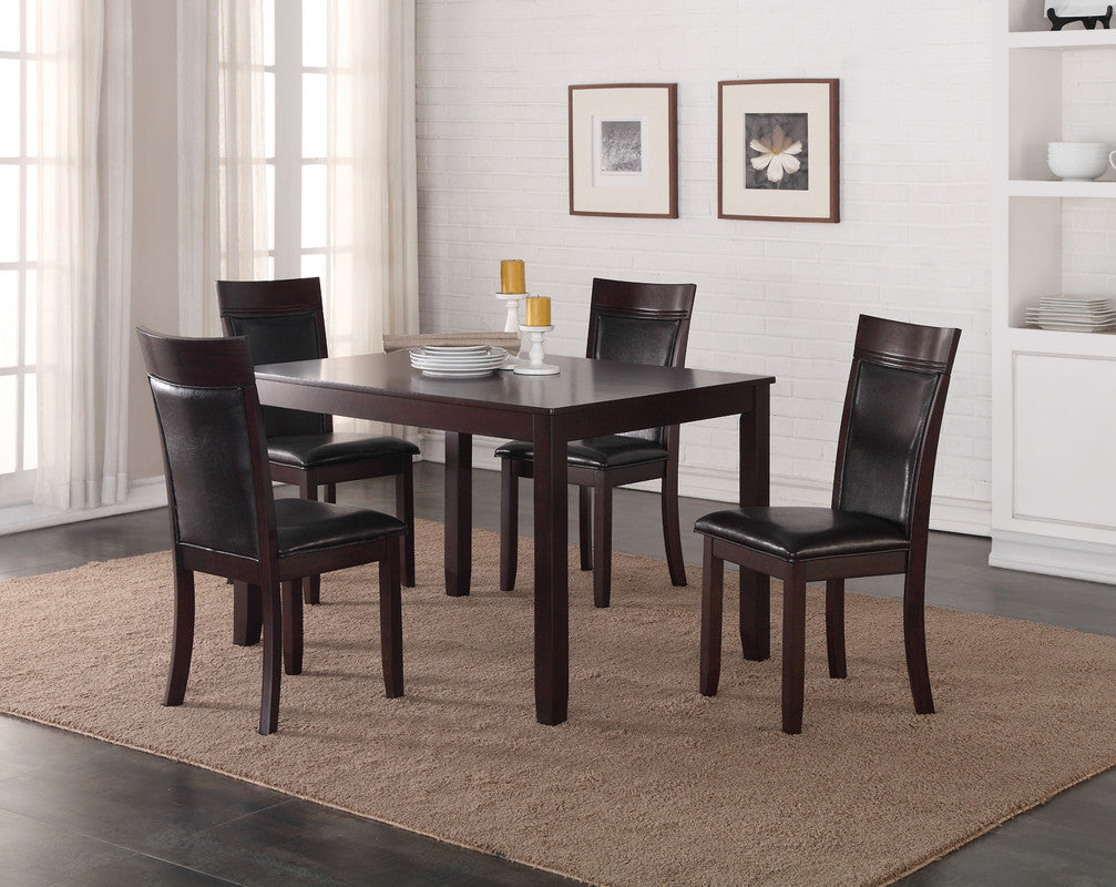 Nellie Dining Series(TABLE W/4 CHAIRS)