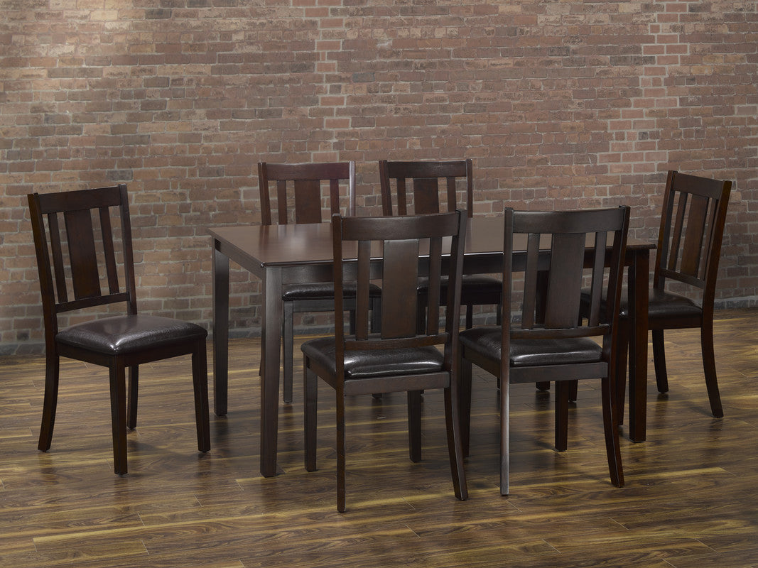 Donna Dining Series (Table w/ 6 chairs)