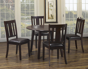 Ruby Dining Series (Table w/ 4 chairs)