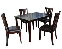 Load image into Gallery viewer, Jenny Dining Series (Table w/ 4 chairs)