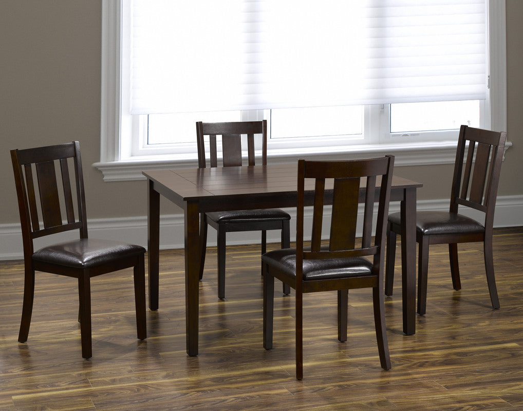 Jenny Dining Series (Table w/ 4 chairs)