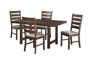 Grayson Dining Set(Table W/6 Chairs)