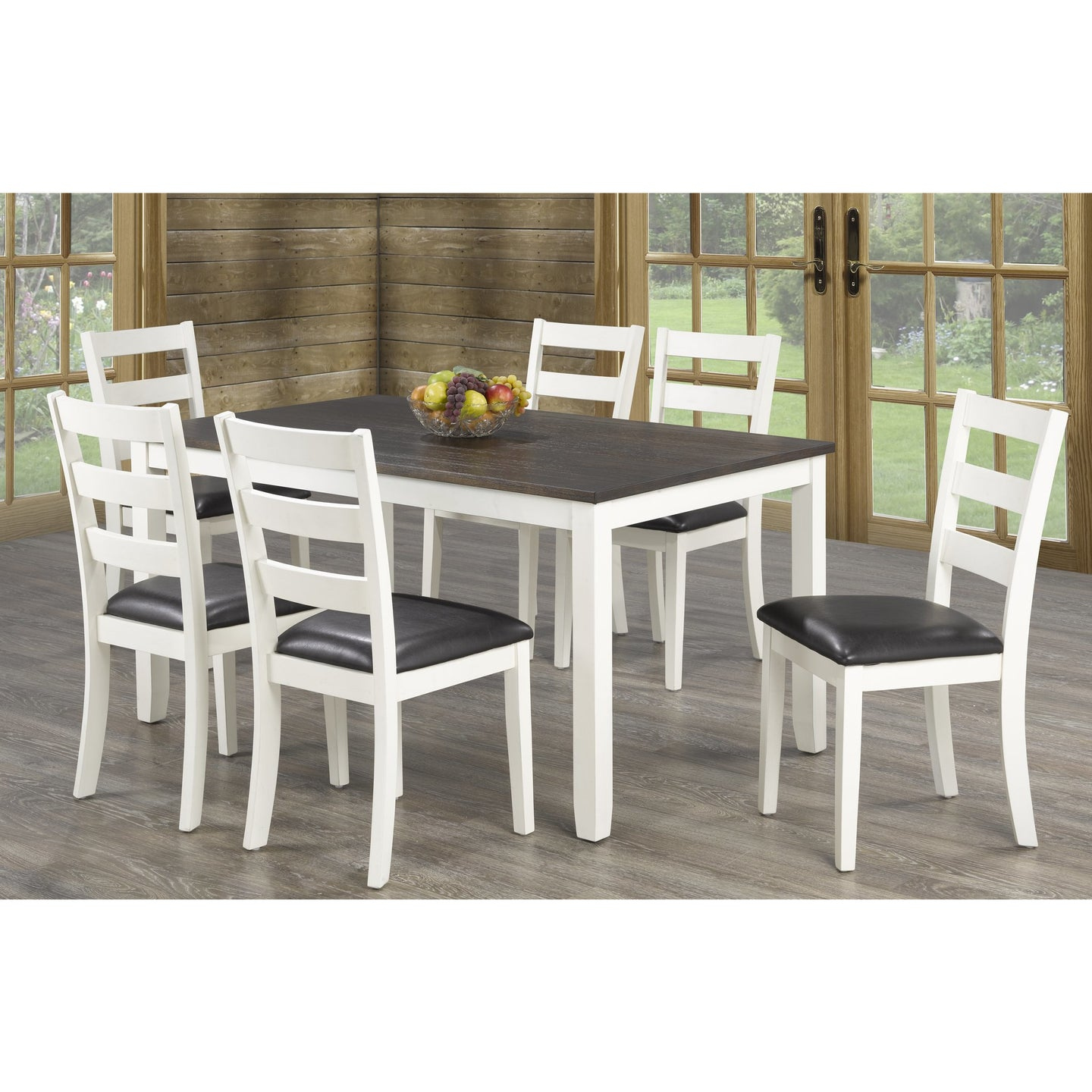 Louise Dining Series 7PC Set