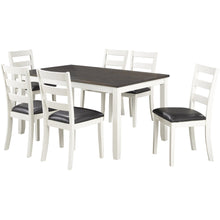 Load image into Gallery viewer, Louise Dining Series 7PC Set