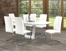 Load image into Gallery viewer, Grayson 7-Piece Dining Set