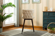 Load image into Gallery viewer, Cecy Bar Chair