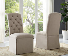 Load image into Gallery viewer, Sienna Tufted Dining Chair, Set of 2