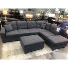 Load image into Gallery viewer, Ricky Sectional Sofa with Ottoman