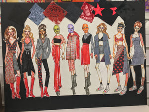 Virtual Fashion Class for designers 11-19