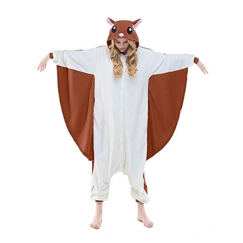 Flying Squirrel Onesie - Onesiemania