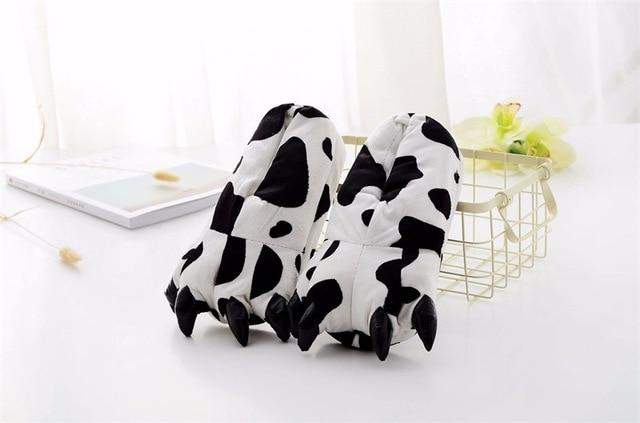 Cow Slippers - Onesiemania