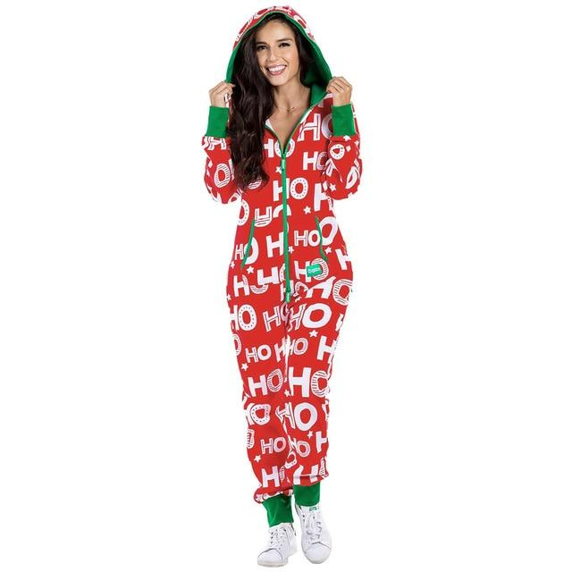 "Holiday ""Ho Ho Ho"" Onesie"