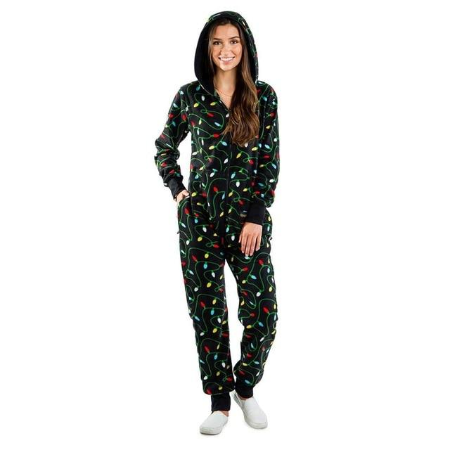 "Holiday ""Christmas Lights"" Onesie"