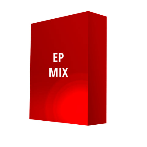 EP Mixing (5 Songs, Mastering Included)