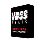 Hard Trap Sample Pack Vol.1