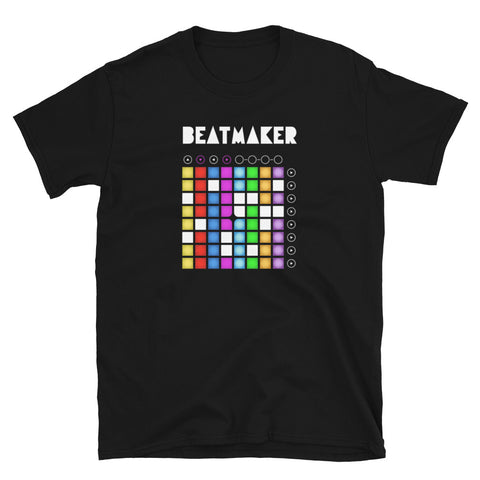 LaunchPad Beat Maker T-Shirt (Black)