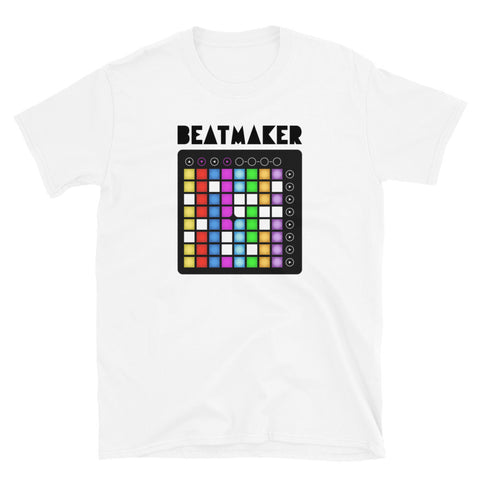 LaunchPad Beat Maker T-Shirt (White)