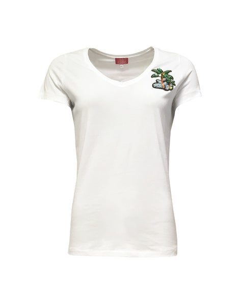 Amazon T-shirt White