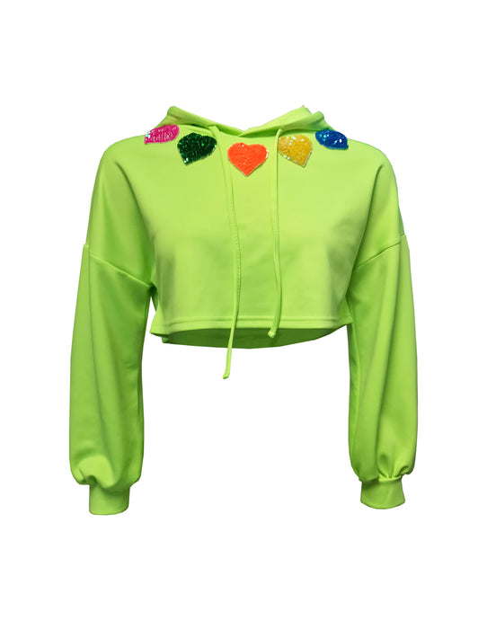 Apple Cocktail Hoodie