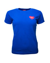 Azur T-shirt Blue