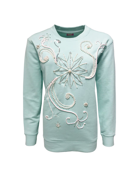 Bedazzled Blizzard Sweater