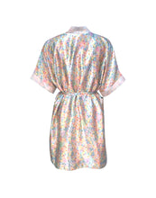 Candy Satin bathrobe