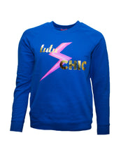 Cobalt Sweater