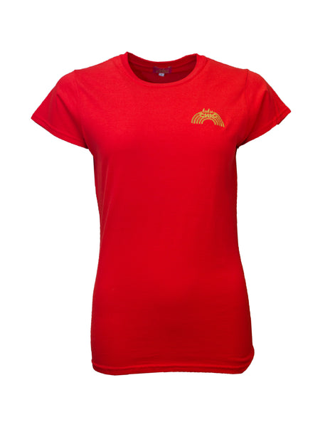 Crimson T-Shirt Red