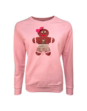 Gingerbread Girl Sweater