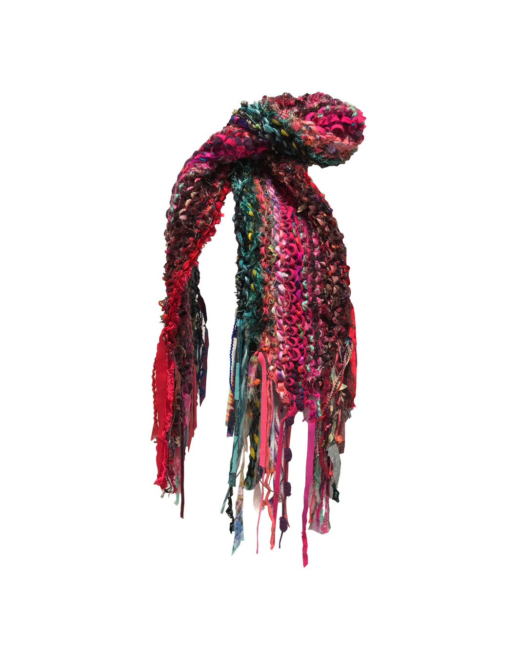 Knitted Multi Scarf
